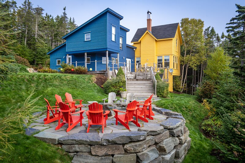 Goose Cove Retreat, holiday rental in Newfoundland and Labrador