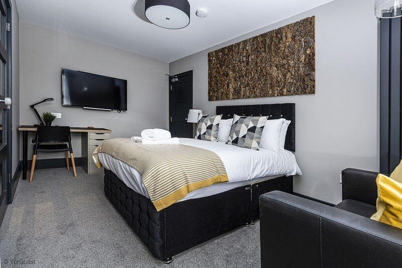 Suite 4 by Bootique Luxury Suites and Studios Wakefield, aluguéis de temporada em Morley