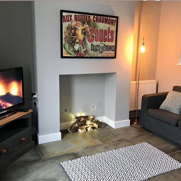 Old School View - REFURBISHED 2 BED VICTORIAN TERRACED HOUSE, holiday rental in Knapton