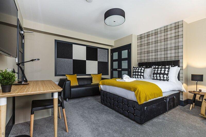 Suite 3 by Bootique Luxury Suites and Studios Wakefield, aluguéis de temporada em Morley