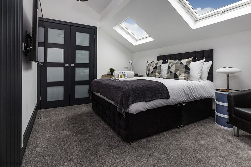 Suite 6 by Bootique Luxury Suites and Studios Wakefield, aluguéis de temporada em Morley