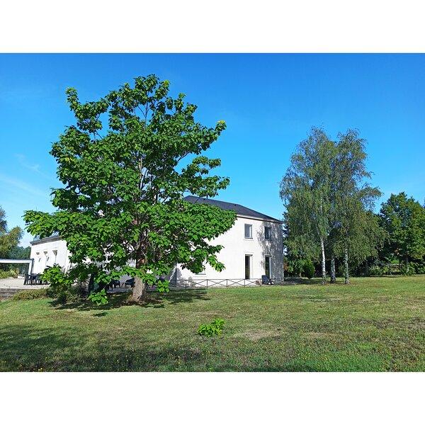 Maison la grande serre, location de vacances à Saint-Jean-de-Sauves