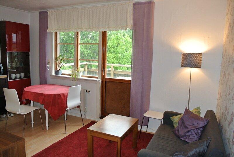 Bootshaus - Mini Apartment, location de vacances à Edsleskog