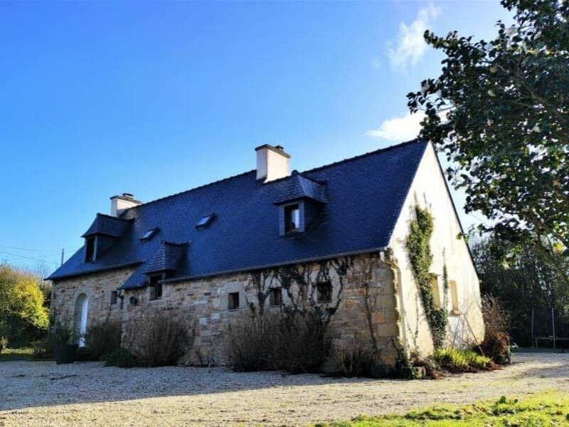 Amazing house with garden & terrace, holiday rental in Plouguerneau