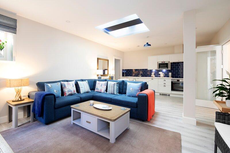 North Berwick Holidays Tregarth Apartment, holiday rental in East Lothian