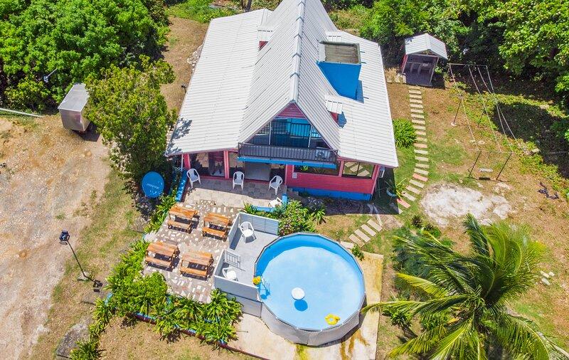 Hermosa casa con vista al mar, casa vacanza a Isola di San Andrés
