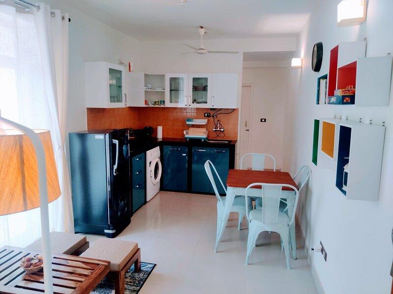 Cosy 2-Bedroom Beachside Apartment - Riva Dimora, holiday rental in Varca