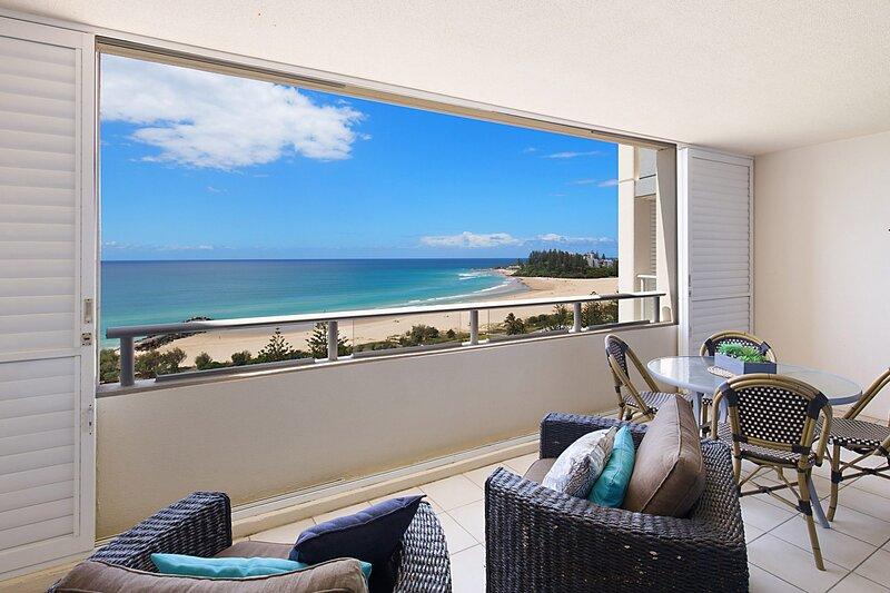 Blue C 1304 - Coolangatta Beachfront!, vacation rental in Coolangatta