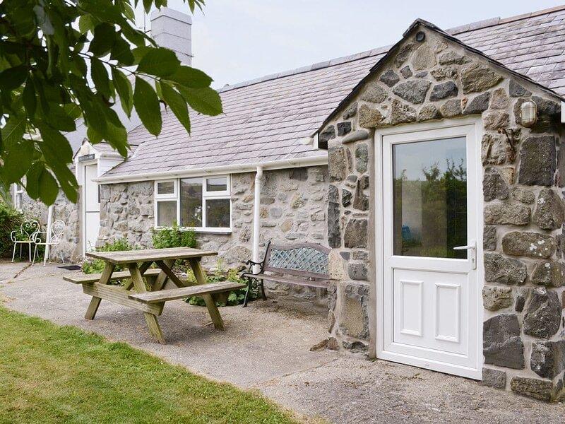 Cyll y Felin Fawr 2, location de vacances à Aberdaron