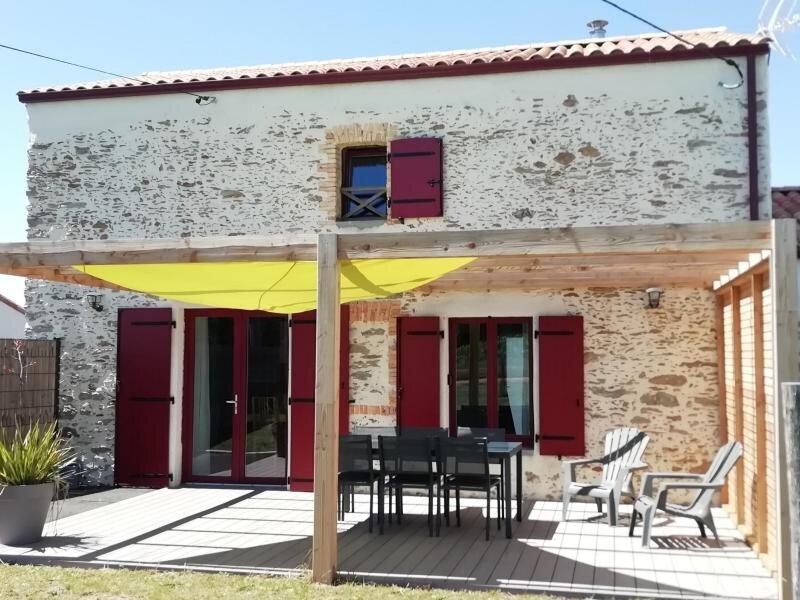 La Gordonière, holiday rental in La Garnache