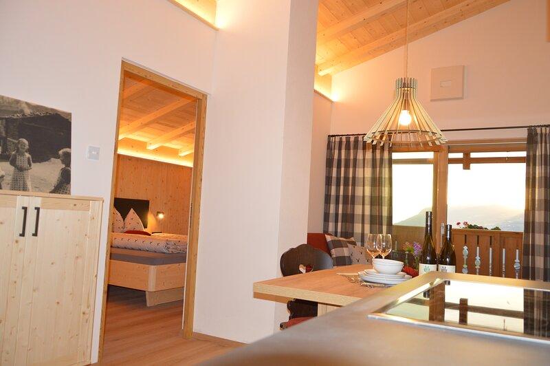 Ragitt Stodl Ferienwohnungen, holiday rental in Fie allo Sciliar