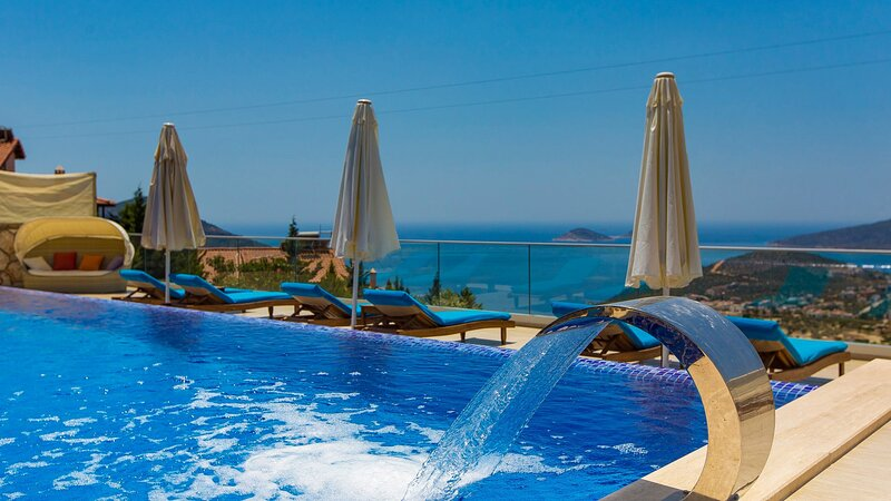 Villa Topcu Duo, holiday rental in Bezirgan