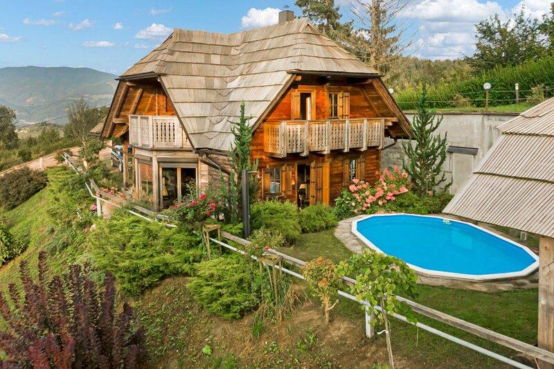 Chalet Podgorje, holiday rental in Ljubija