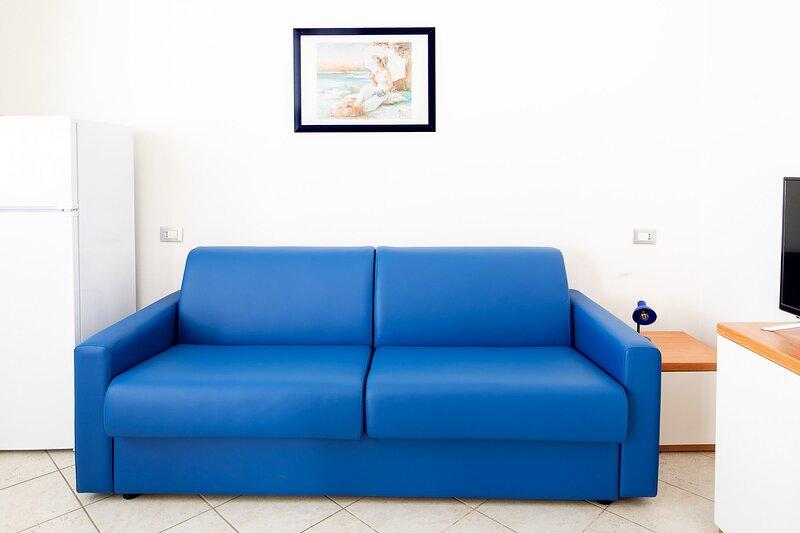 Acquamarina Appartamenti - Bilocale con terrazza al piano terra, vacation rental in Gabicce Monte