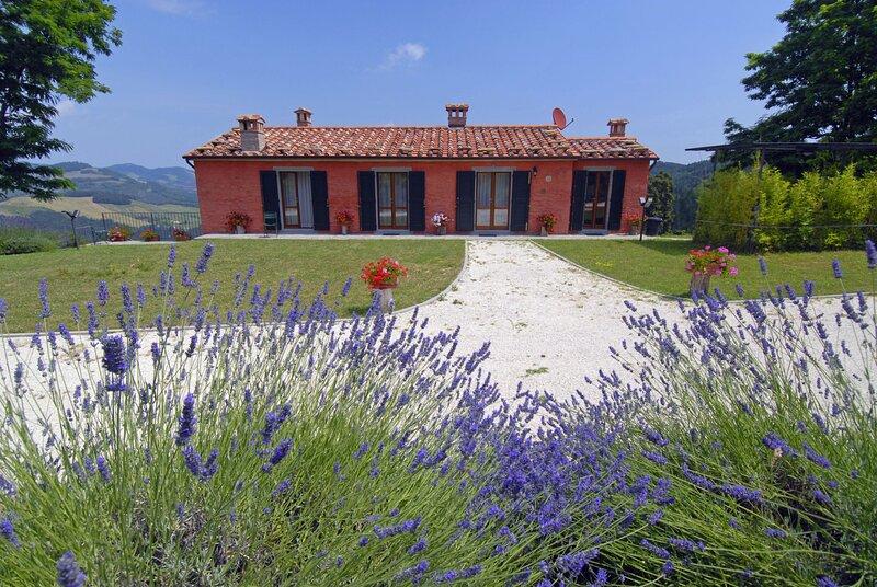 Villa Bettina, holiday rental in Palazzuolo Sul Senio