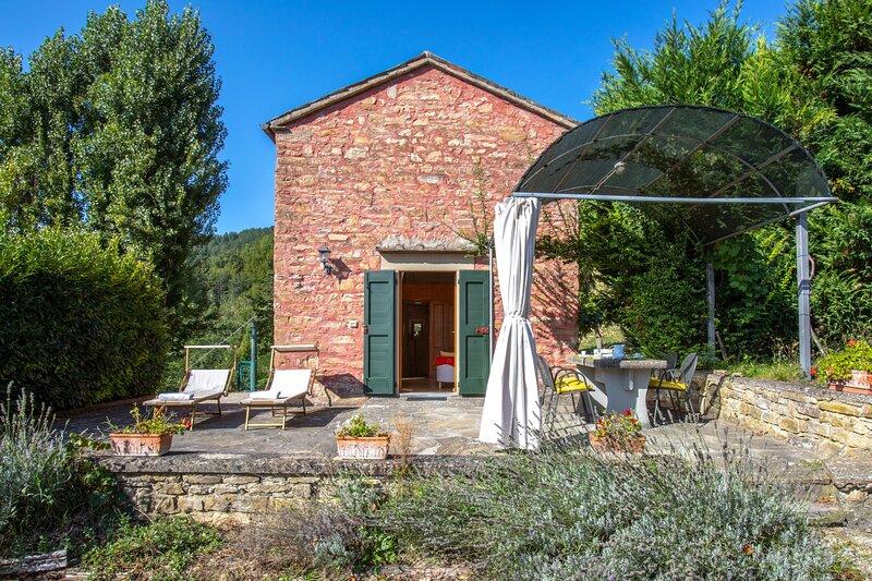Villa la Cappella, vacation rental in Tredozio