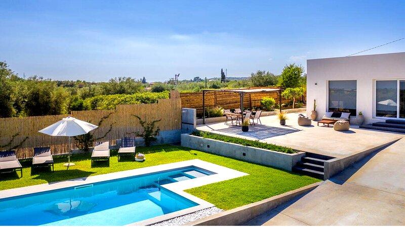 Villa Quadrata, aluguéis de temporada em Calabernardo
