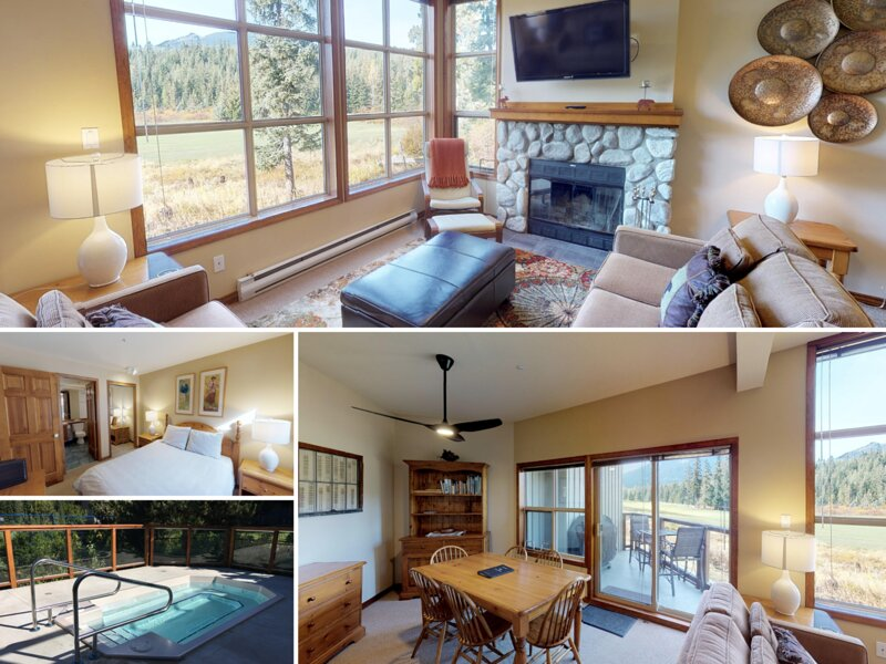 5 Blackcomb Greens, holiday rental in Mount Currie