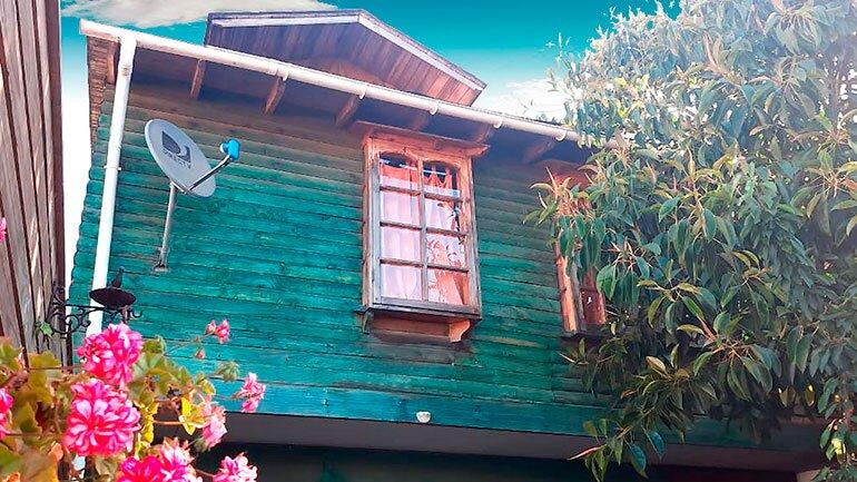 Cabaña Marquesana Bucalemu, Ferienwohnung in Llico