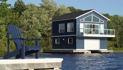 Executive Boathouse, vacation rental in Muskoka District