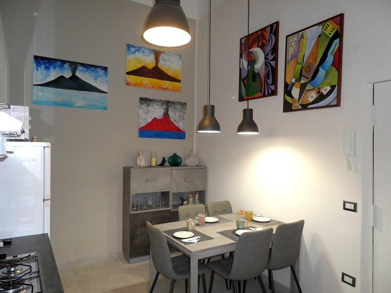 Appartamento Confort  Napoli Centro, holiday rental in Frattamaggiore