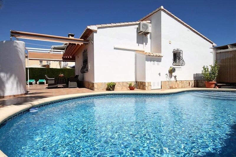 Villa LILAS en Els Poblets – semesterbostad i El Verger