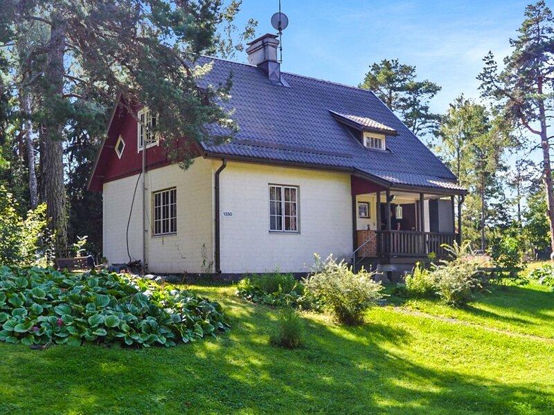 Villa kapten, alquiler vacacional en Southwest Finland