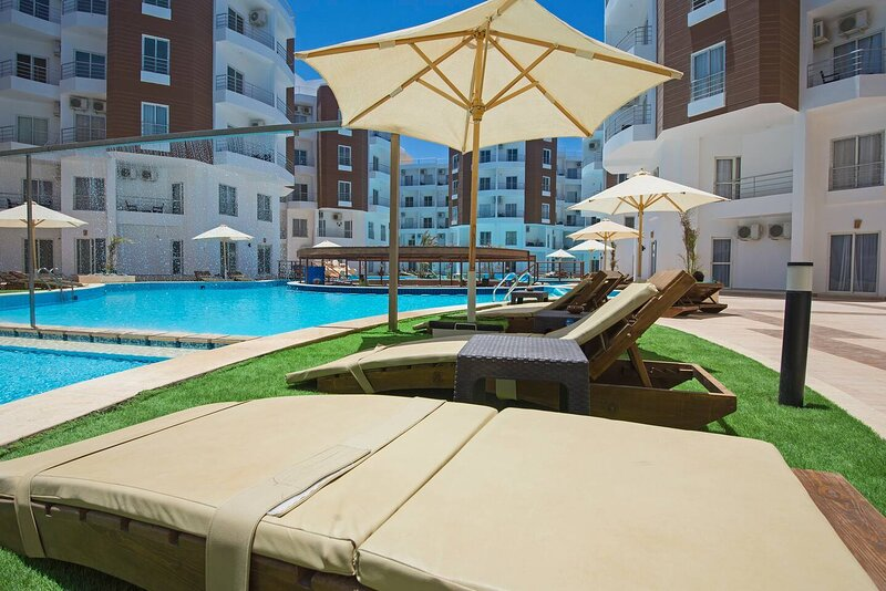 Luxury Wi-Fi 1 Bedroom Apt. Close to El Gouna, alquiler vacacional en Hurghada