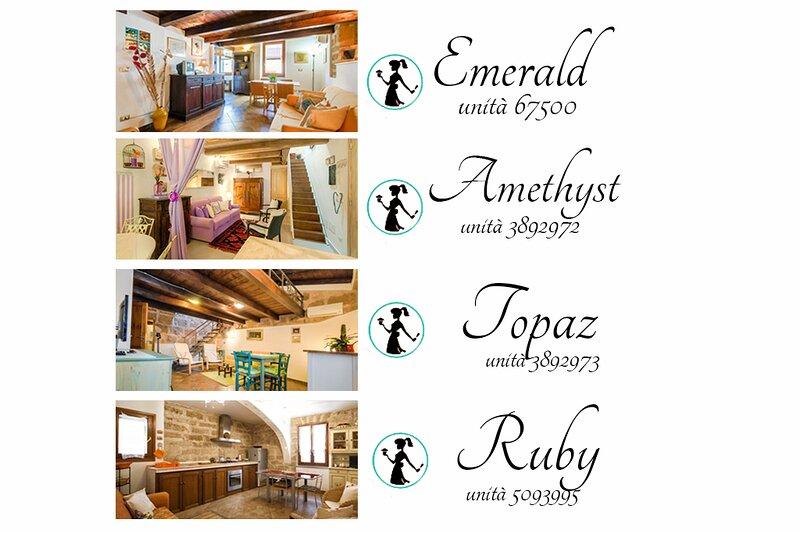 My properties in Alghero Old Town, advertised here!