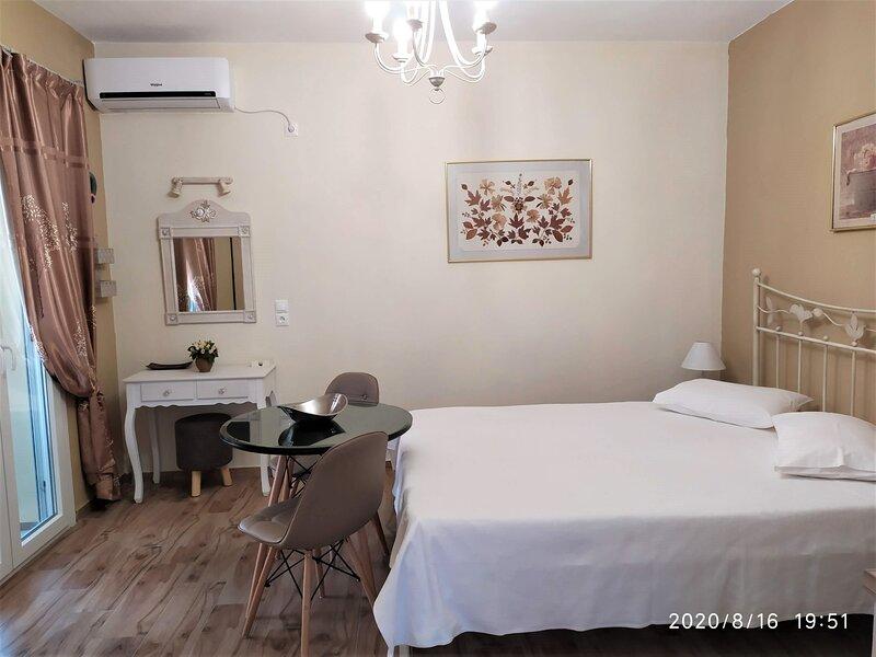 Naxos Seaside Retreat - Akti Sandy Escape, holiday rental in Agia Anna