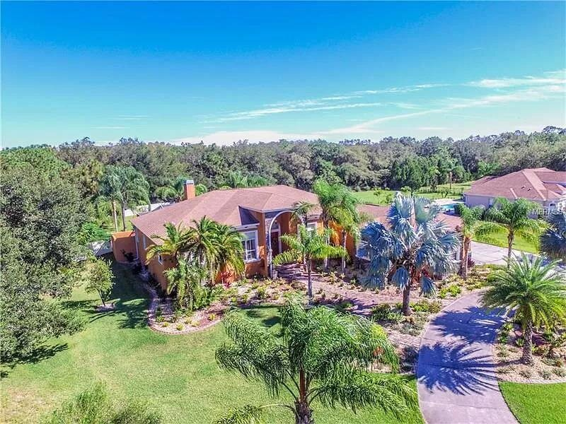 Secluded paradise in sunny Florida, holiday rental in Trinity