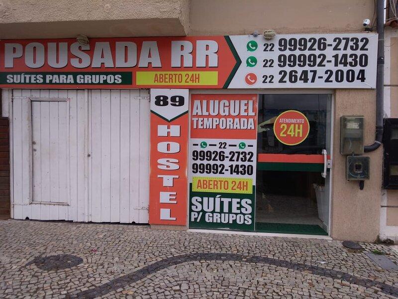 Quartos Aconchegantes, para o seu descanso garantido!, alquiler de vacaciones en Iguaba Grande