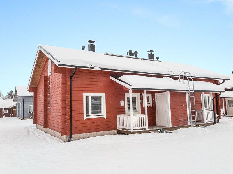 Koivulantie 9 b a-huoneisto, holiday rental in Rautavaara