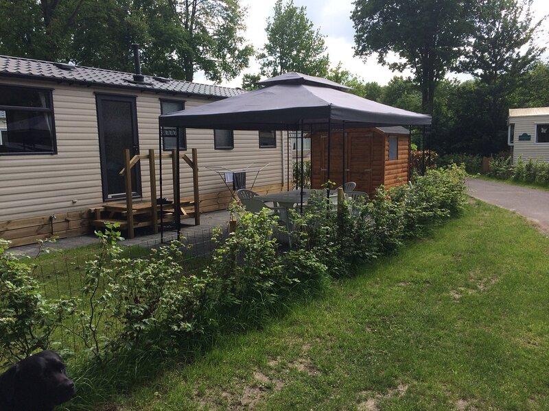 Camping de Pallergaste - 170, holiday rental in Rheeze