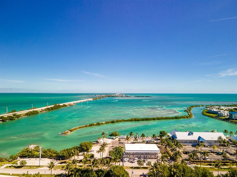 Duck Key Sunrise Apartment with Ocean Views, casa vacanza a Conch Key
