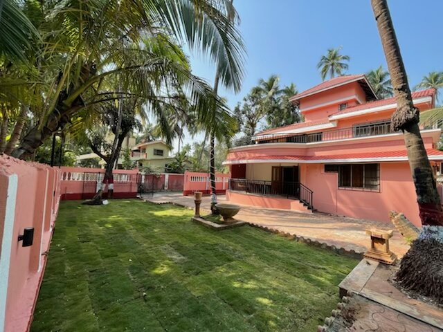 Casa Marina Nagaon.... Home away from home, aluguéis de temporada em Raigad District