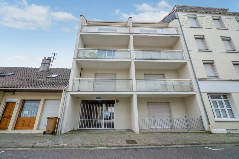 Nice apartment near the beach, alquiler vacacional en Fort-Mahon-Plage