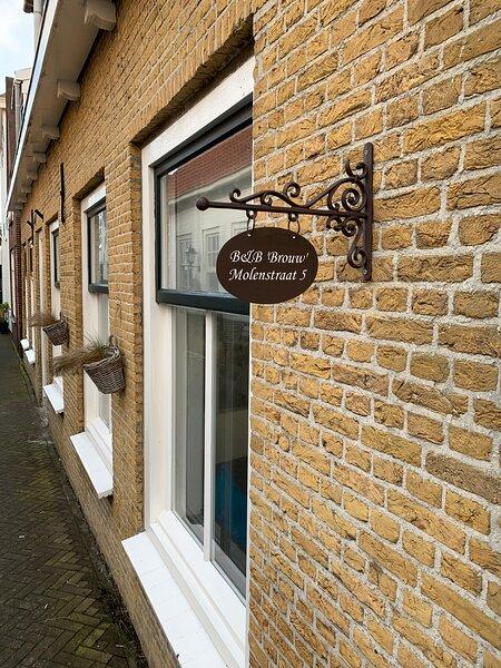 B&B 'Brouw' / Vakantiehuis, holiday rental in Brouwershaven