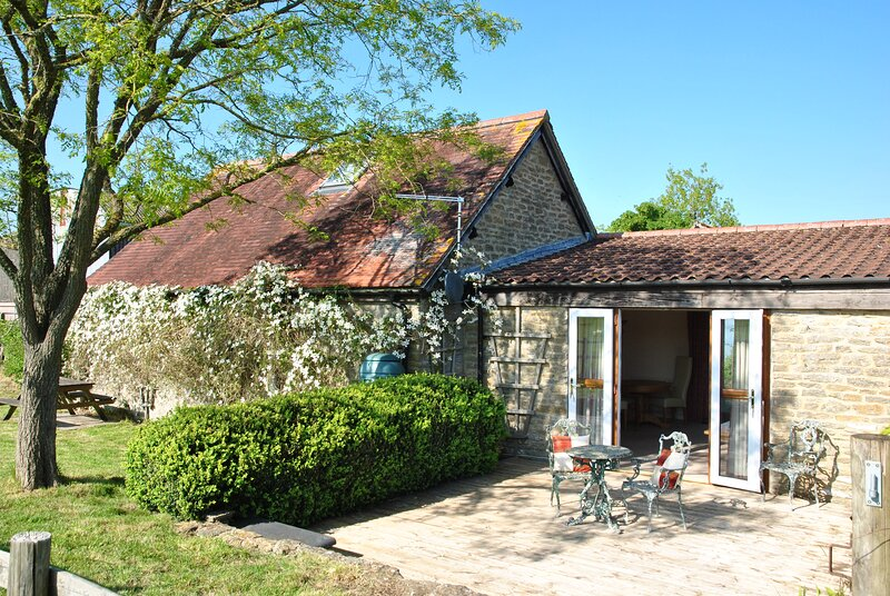 The Byre, vacation rental in Wincanton