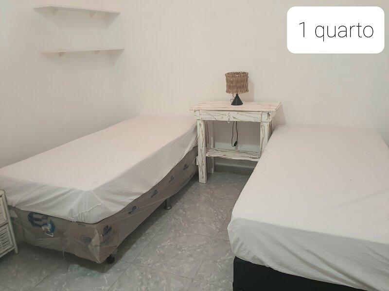 CASA PRAIADA, PÉ NA AREIA, vacation rental in Flecheiras