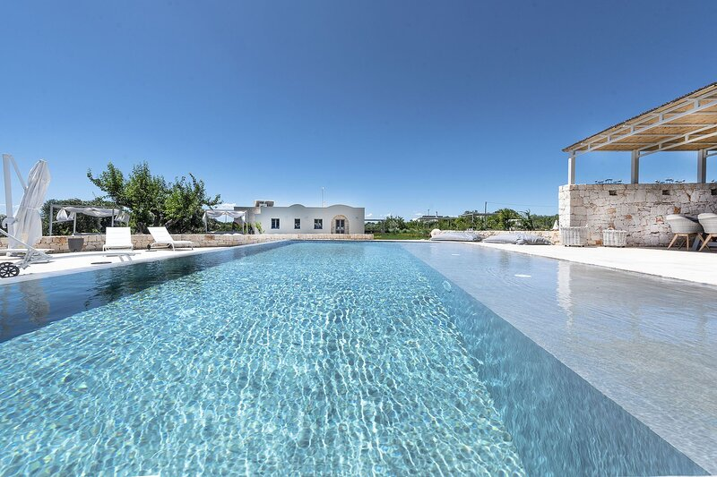 Villa Ostuni Pearl, vacation rental in Chianchizzo I