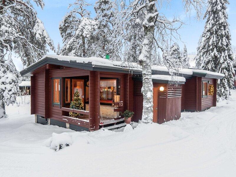 Kelokaltiokylä 13, holiday rental in Rukatunturi