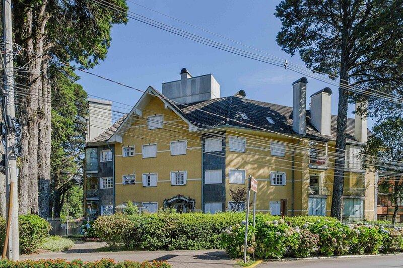 LOCAR- IN GRAMADO Residencial Garmisch Centro, location de vacances à Nova Hartz