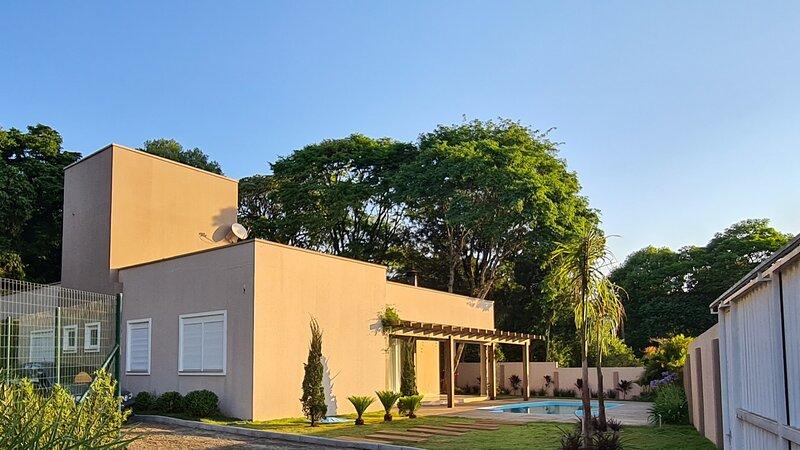 Casa de Campo Moderna, casa vacanza a Chapeco