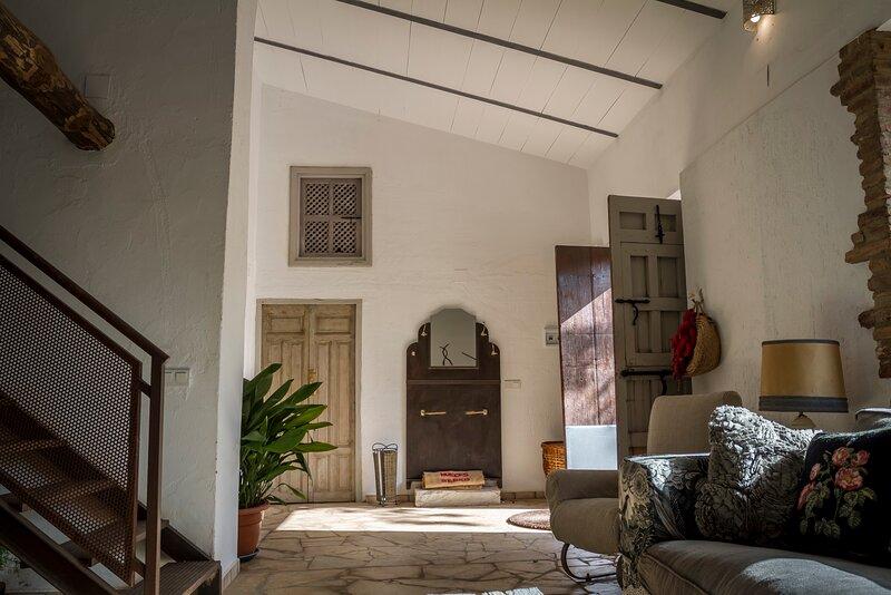 Entrada Casa Castillo