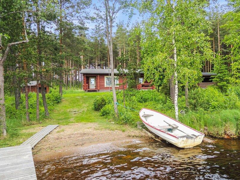 Piilopirtti, location de vacances à Savonranta