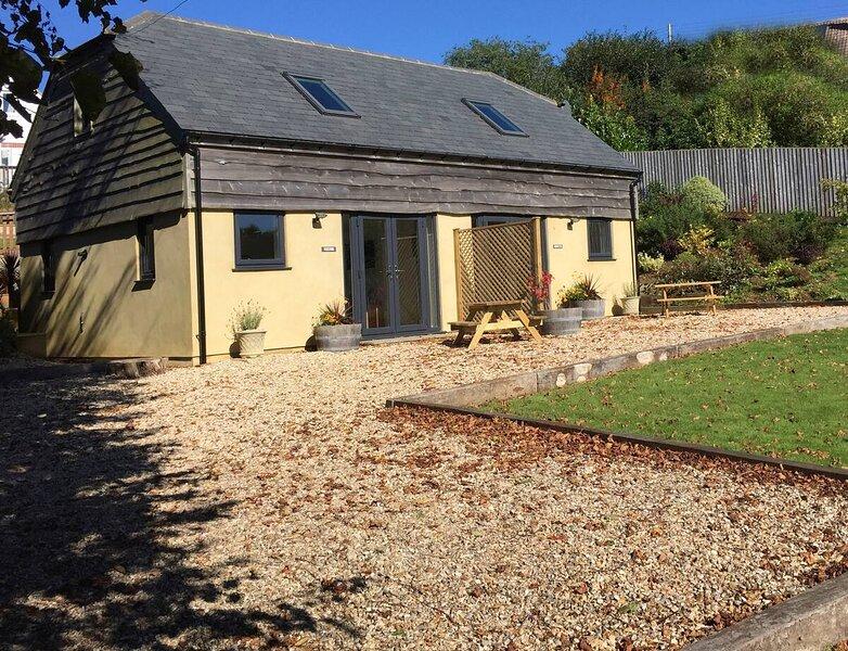 Luxury Lyme Barn (Pydelspring) A Country & Coastal Retreat, casa vacanza a Whitchurch Canonicorum