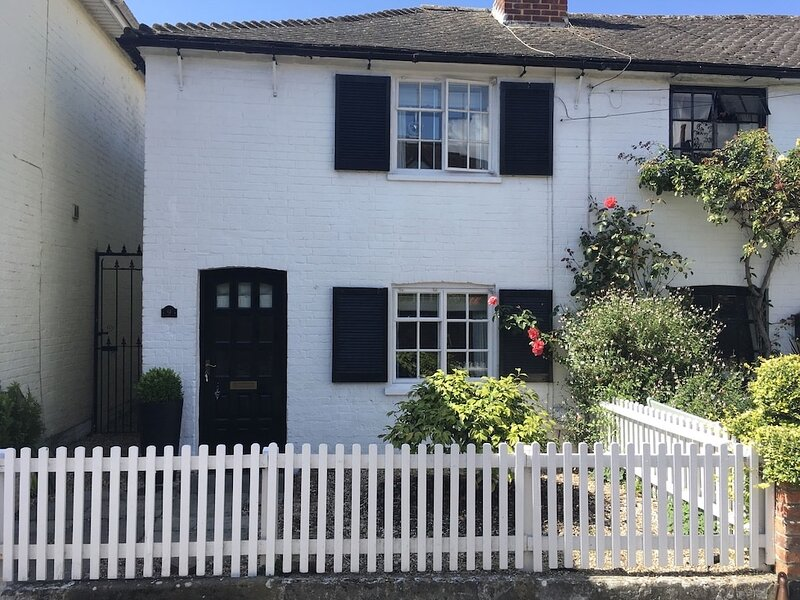 Central Christchurch Grade II listed Cottage, holiday rental in Christchurch