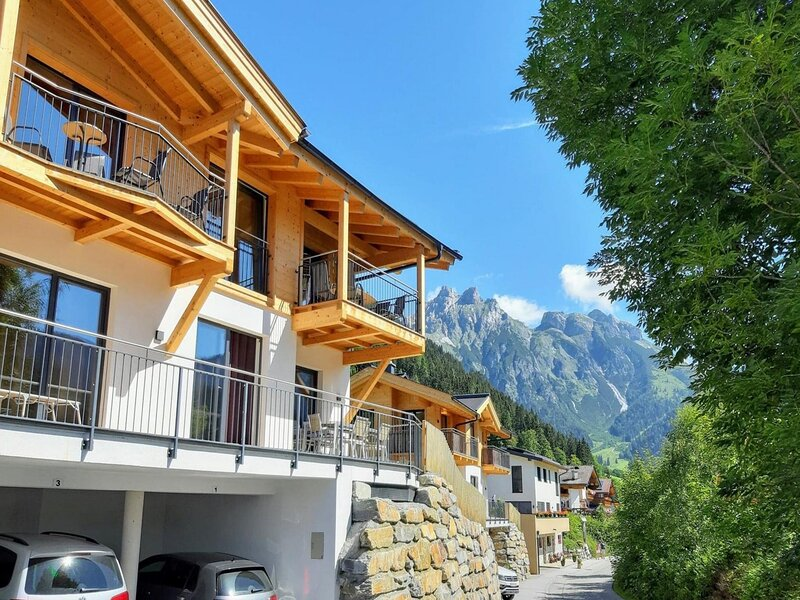Adlerblick, holiday rental in Pfarrwerfen