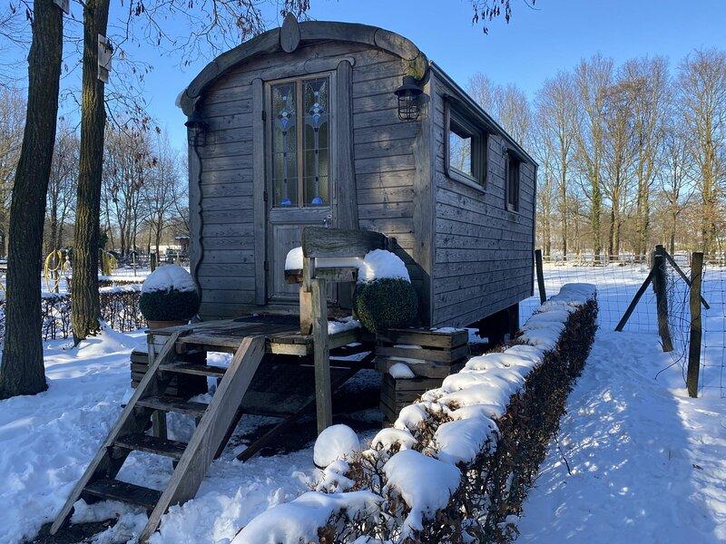 Het Pipowagentje, casa vacanza a Elsendorp